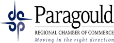 The Paragould Chamber of Commerce Logo